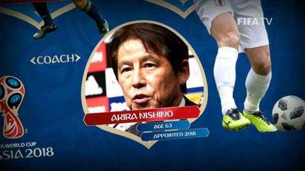 Japan coach Nishino turns to old guard for World Cup
