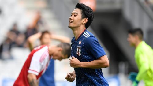 Japan 4-2 Paraguay - kagawa shinji goal