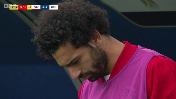 Egypt 0 - 1 Uruguay