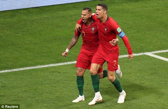 Iran 1-1 Portugal