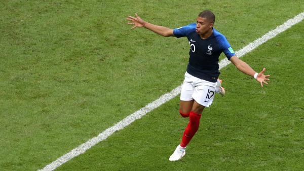 Thierry Henry _ Ronaldo _ Donatello = Kylian Mbappe