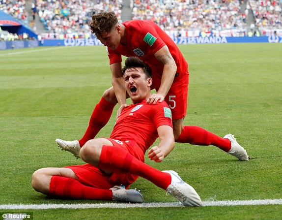 Sweden 0-2 England