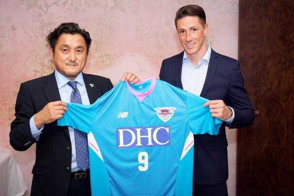 Torres says joining Japans Sagan Tosu