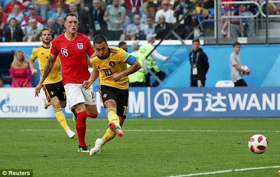 World Cup 2018 Belgium 2-0 England