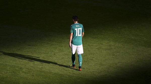 Mesut Ozil I am German when we win, but I am an immigrant when we lose