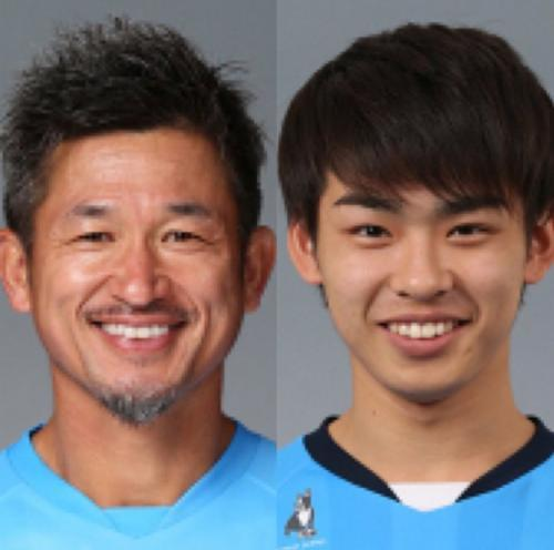 51-year-old Kazu Miura 16-year-old Koki Saito played for FC Yokohama together