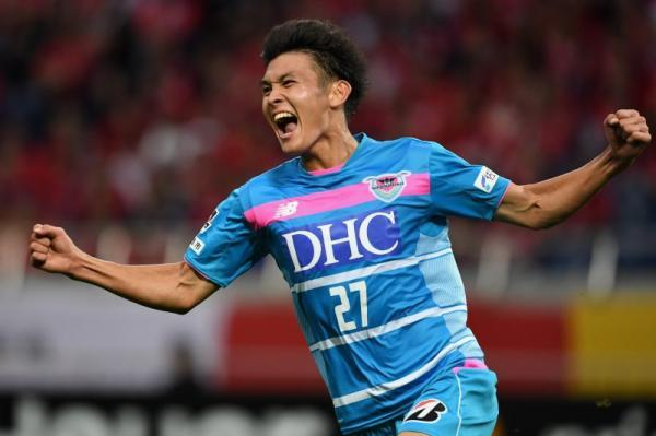 Leicester Considering Move for Japanese Wonderkid Kyosuke Tagawa