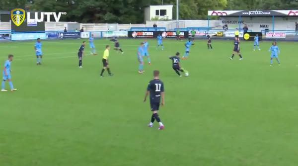 Ideguchi assists U23 leeds united take on Coventry City U23