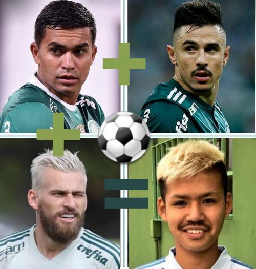 Daiju Sasaki signs for brazilian club Palmeiras