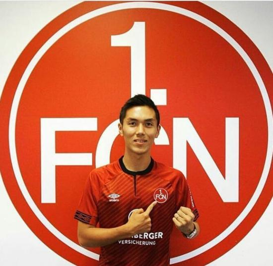 FC Nürnberg signs Yuya Kubo on loan from KAA Gent with an option to buy