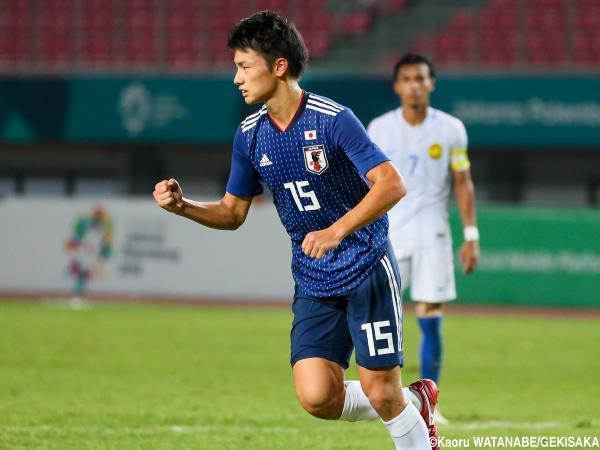 Malaysia 0-1 Japan AsianGames2018