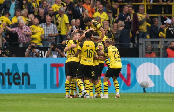 Dortmund 4 - 1 RB Leipzig 2018