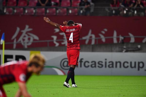 Kashima Antlers beat Tianjin Quanjian, 2-0, in the first Leg of quarterfinals
