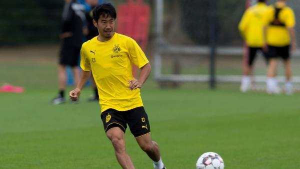 Kagawa could leave dortmund on deadline day 2018