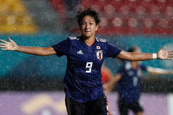 Japan AsianGames2018 womens football gold medal