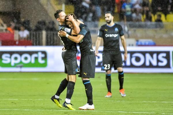 Monaco 2-2 Marseille Thauvin goal Sakai Hiroki assists