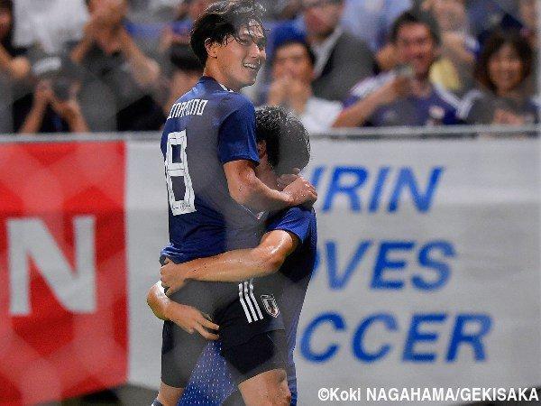 Japan 2-0 Costa Rica - Takumi Minamino goal