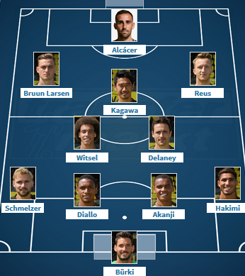 Possible lineup Eintracht Frankfurt (Buli #03) 2018 105