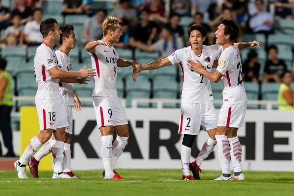 Tianjin Quanjian FC (CHN) 0-3 Kashima Antlers (JPN)
