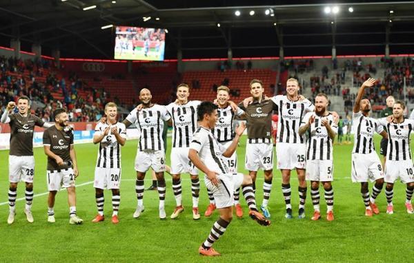 Ingolstadt 0-1 St Pauli - Ryo Miyaichi