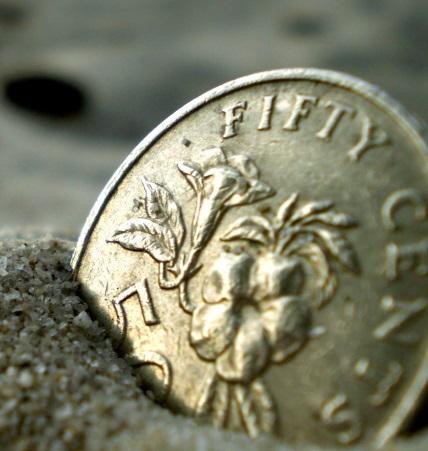 コイン 米ドル お金