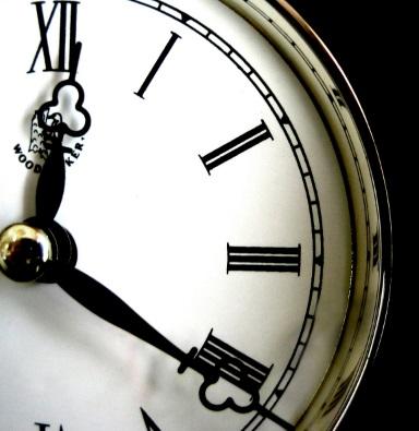 時計 時間 期限