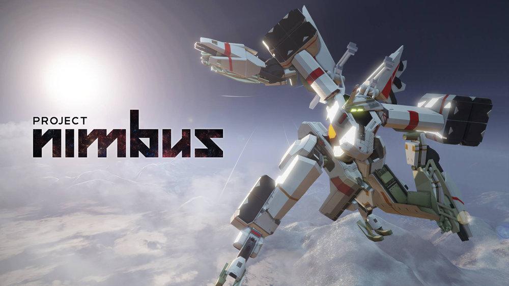 アーマードコア風『Project Nimbus』の紹介
