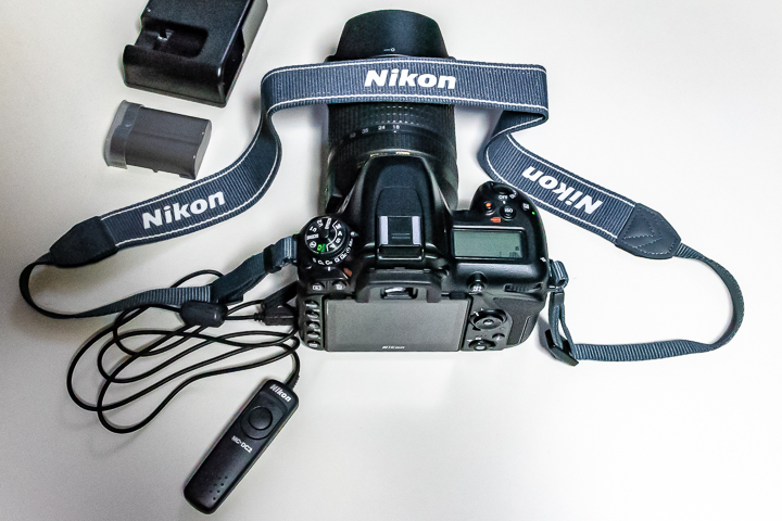 ニューカメラ ニコン D7500