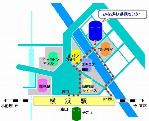 県民センターmap