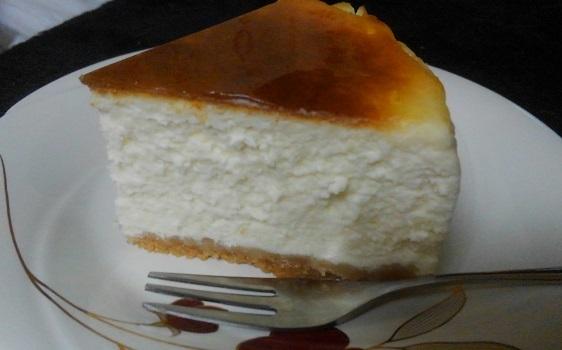 ベイクドチーズケーキ20180713-2