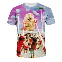 ufo-kitten-cat-laser-attack-beach-tee-shirt.jpg