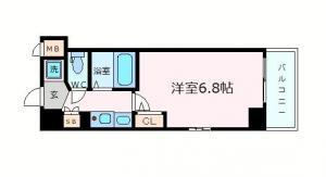 エステムコート新神戸エリタージュ 515_ 20㎡_convert_20180426151109