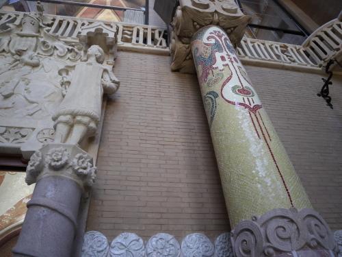 壁の装飾2