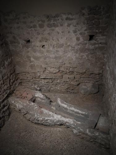バルセロナ地下遺跡4