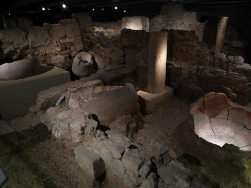 バルセロナ地下遺跡3