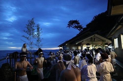 興玉神社神事1