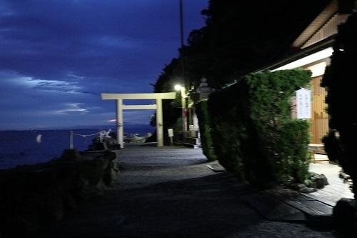 興玉神社鳥居
