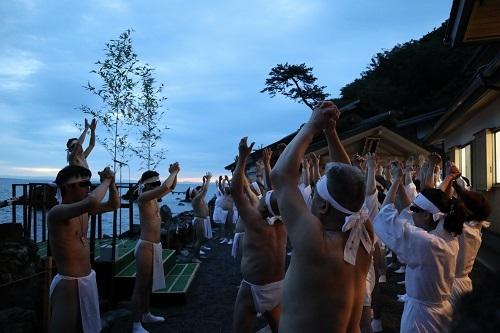 興玉神社神事3