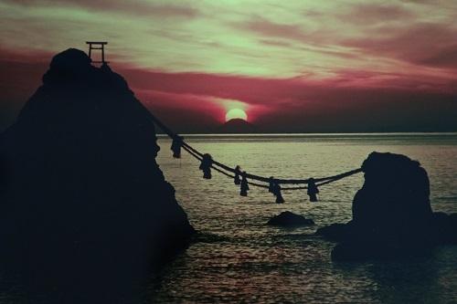 日の出の写真2