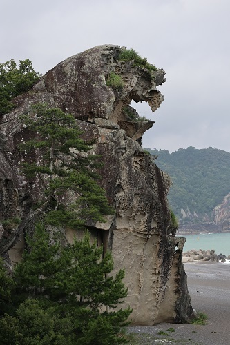 獅子岩正しい