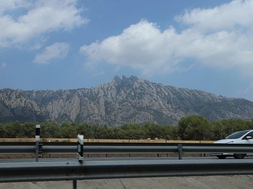 車からの景色2
