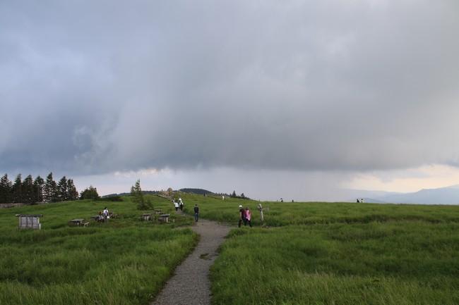 美ヶ原・牛伏山
