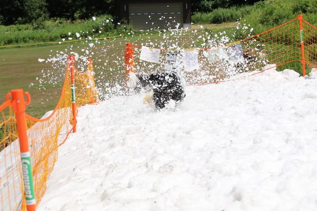 真夏の雪まつり2018