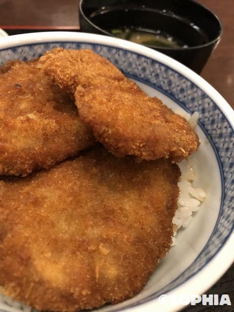 正広 ミニタレかつ丼