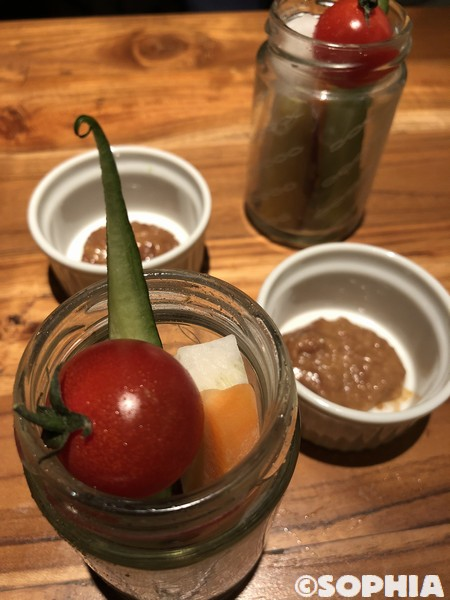 FARM TABLE SUZU セットサラダ