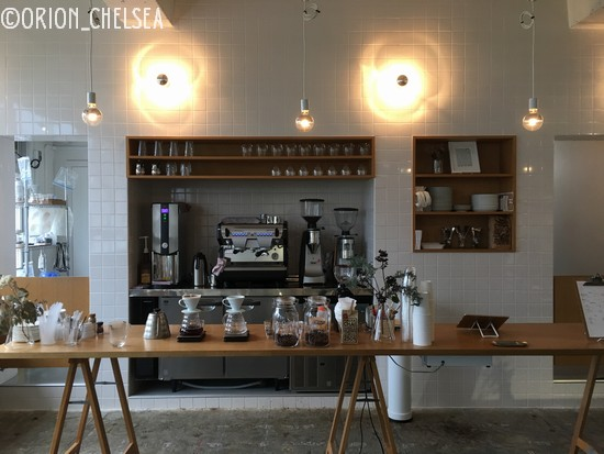 THE COFFEE TABLE Laboratory & Cafe