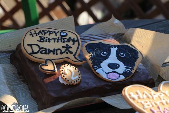 Dawn太ケーキ