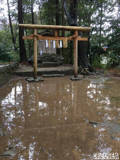 祓戸神社初詣