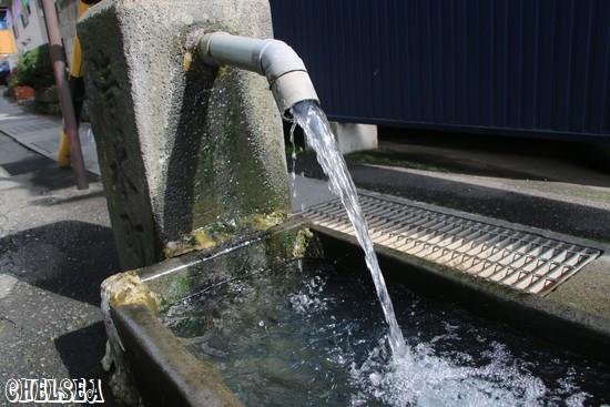 清水町手洗水