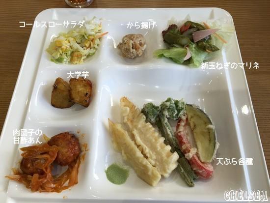 農家レストラン 庭月庵 悟空_バイキング